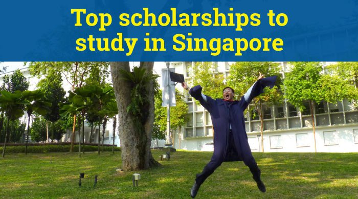 Scholarships to study in Singapore