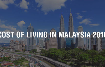 LIVING COST AND STUDY COST IN MALAYSIA