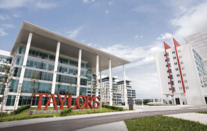 Department of Education – Taylors University, Malaysia