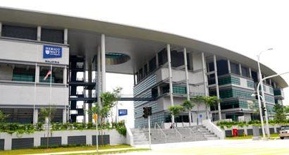 Masters in civil engineering – Heriot Watt University  malaysia