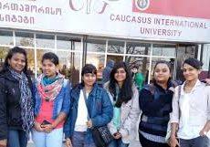 Study MBBS in Caucasus International University-Georgia