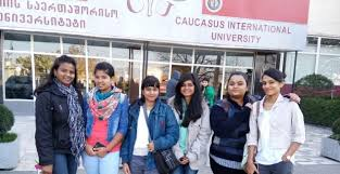 Study MBBS in Caucasus International University-Georgia